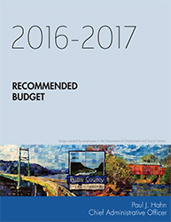 FY14-15 Recommended Budget Cover