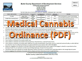 Medical Cannabis Ordinance