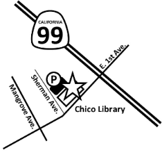 Chico map